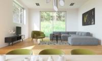 Solar Chalets Living Area | Hakuba, Nagano | Ministry of Chalets