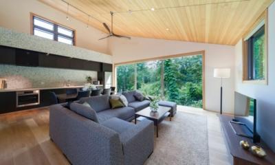 Solar Chalets Living Pavilion | Hakuba, Nagano | Ministry of Chalets