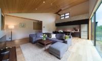 Solar Chalets Living Room | Hakuba, Nagano | Ministry of Chalets