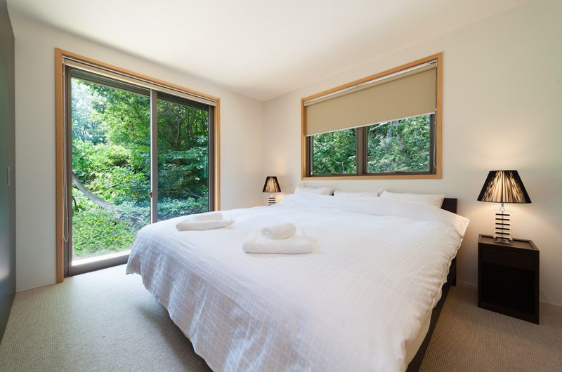 Solar Chalets Guest Bedroom | Hakuba, Nagano | Ministry of Chalets