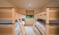Solar Chalets Bunk Beds | Hakuba, Nagano | Ministry of Chalets