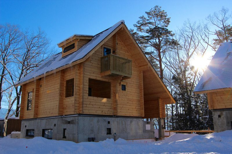 Wadano Woods Exterior | Hakuba, Nagano | Ministry of Chalets