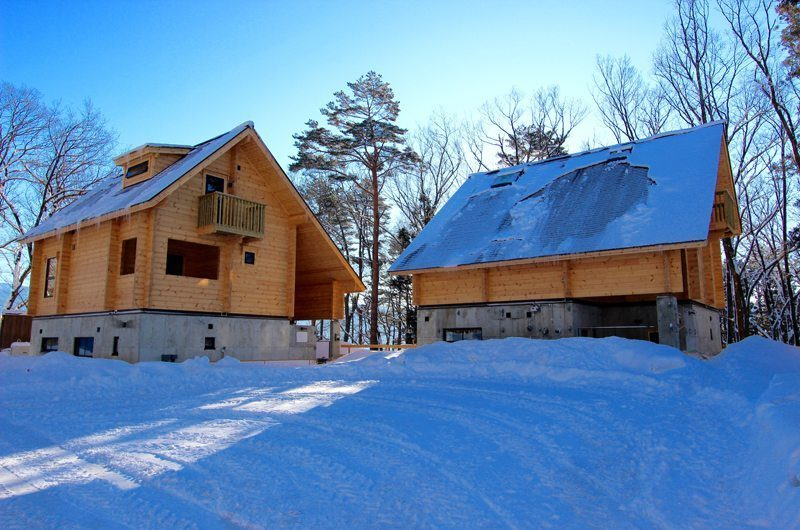 Wadano Woods Outdoor View | Hakuba, Nagano | Ministry of Chalets