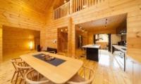 Wadano Woods Dining Room | Hakuba, Nagano | Ministry of Chalets