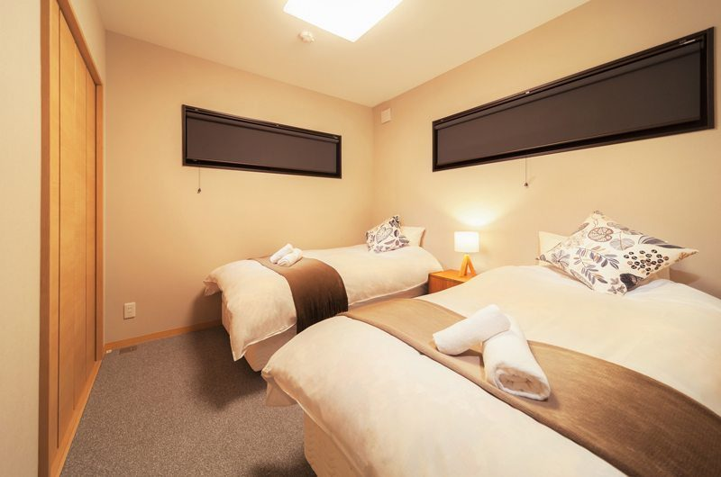 Wadano Woods Twin Room | Hakuba, Nagano | Ministry of Chalets