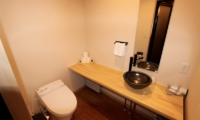 Wadano Woods En-suite Bathroom | Hakuba, Nagano | Ministry of Chalets