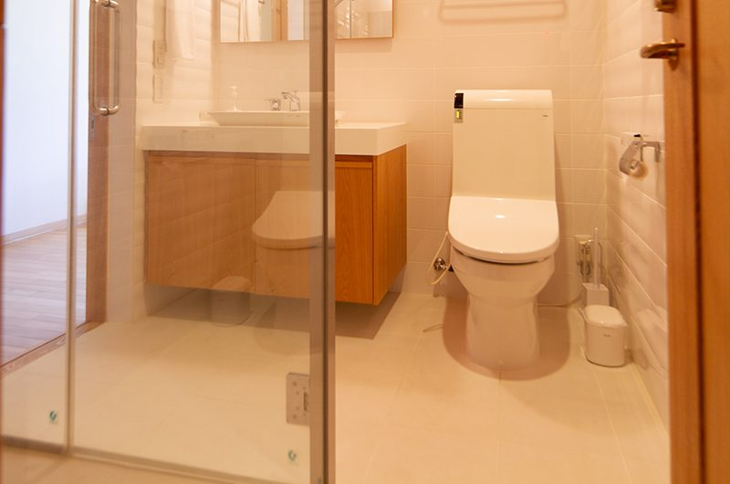 Akari Bathroom Area | Hirafu, Niseko | Ministry of Chalets