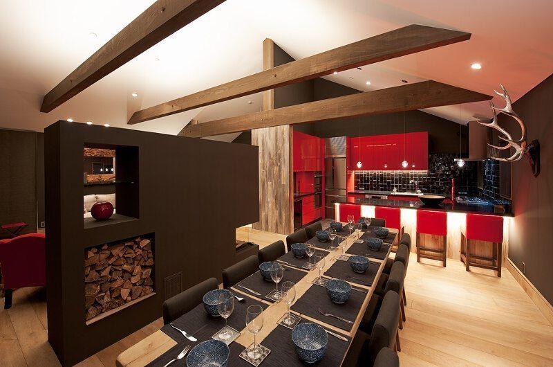 Akatsuki Dining Room | Middle Hirafu Village, Niseko | Ministry of Chalets