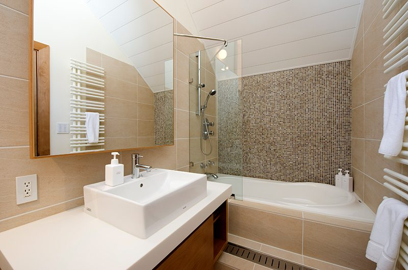 Annabel Bathroom Area | Hirafu, Niseko | Ministry of Chalets