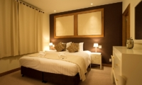 Annabel Bedroom with Lamps | Hirafu, Niseko | Ministry of Chalets