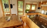 Asahi Lodge Kitchen Area | Hirafu, Niseko | Ministry of Chalets