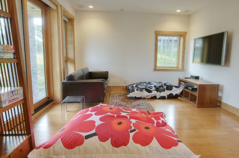 Asahi Lodge TV Room | Hirafu, Niseko | Ministry of Chalets