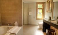 Asahi Lodge En-suite Bathroom | Hirafu, Niseko | Ministry of Chalets