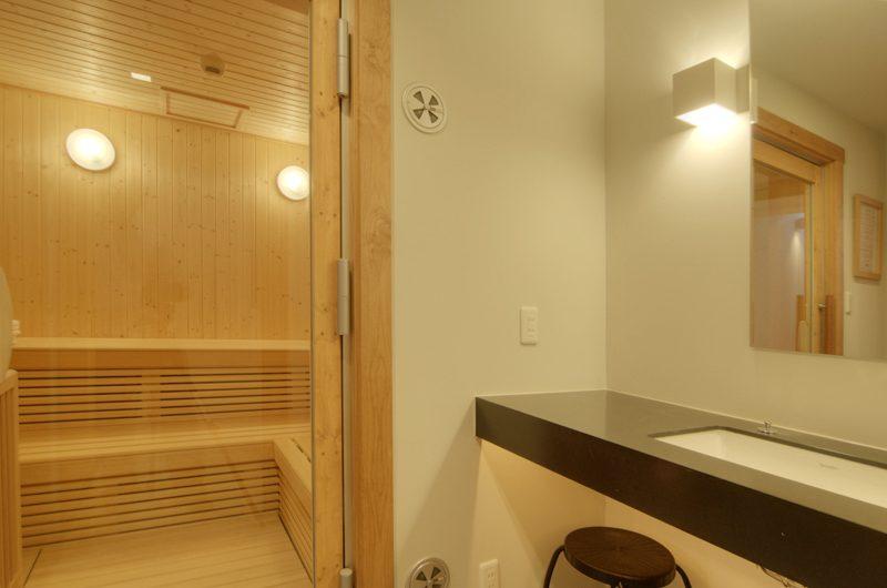 Asahi Lodge Bathroom | Hirafu, Niseko | Ministry of Chalets