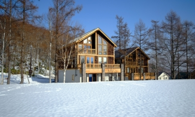Asahi Lodge Building Area | Hirafu, Niseko | Ministry of Chalets