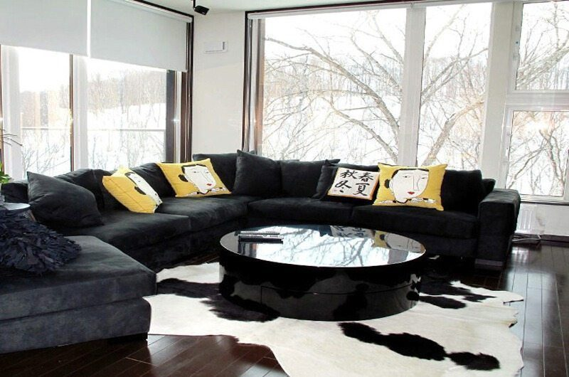 Big Valley Living Room | Lower Hirafu Village, Niseko | Ministry of Chalets