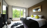 Big Valley Bedroom with TV | Hirafu, Niseko | Ministry of Chalets