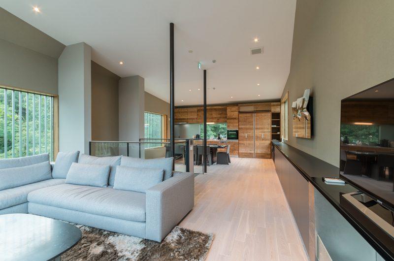 Boheme Indoor Living Area   Hirafu, Niseko   Ministry of Chalets