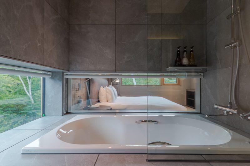 Boheme Bedroom and En-suite Bathroom   Hirafu, Niseko   Ministry of Chalets
