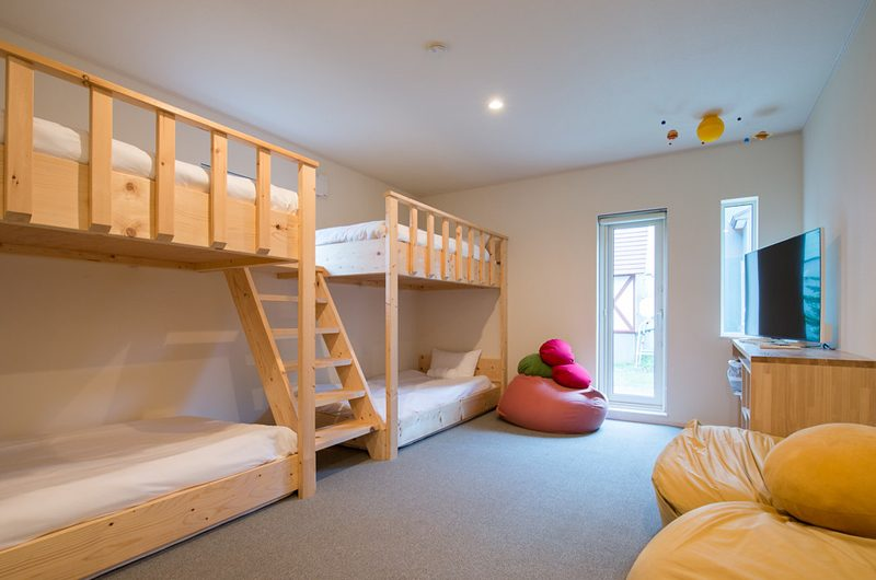Chalet Billopp Bunk Beds | Hirafu, Niseko | Ministry of Chalets