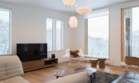 Chalet Luma Living Room | Hirafu, Niseko | Ministry of Chalets
