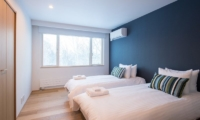 Chalet Luma Twin Bedroom | Hirafu, Niseko | Ministry of Chalets
