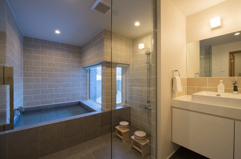 Chalet Luma Master Bathroom | Hirafu, Niseko | Ministry of Chalets