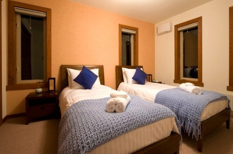 Cocoa Twin Bedroom | Hirafu, Niseko | Ministry of Chalets