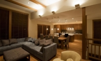 Enju Living Room | Middle Hirafu Village, Niseko | Ministry of Chalets