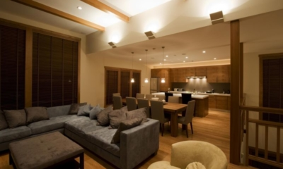 Enju Living Room | Middle Hirafu Village, Niseko | Ministry of Chalets