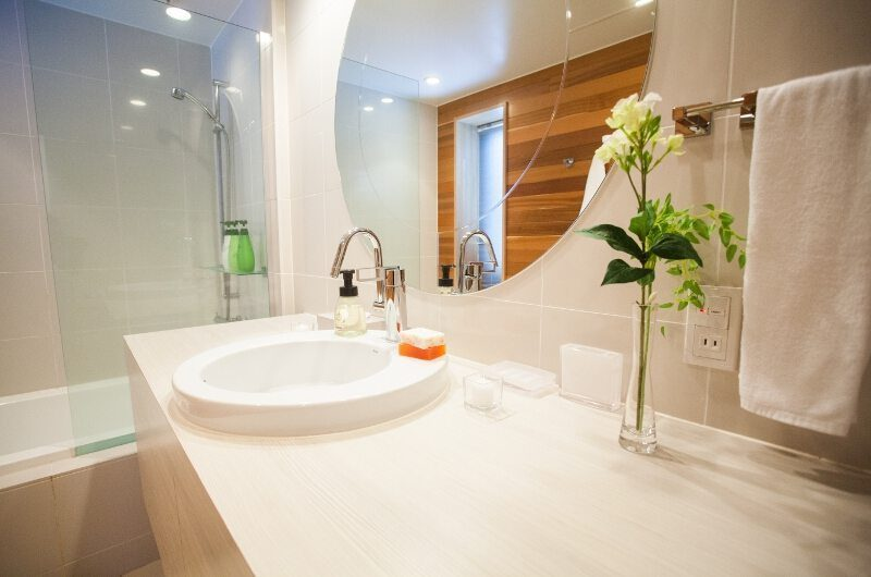 Ezo Yume Bathroom | Lower Hirafu Village, Niseko | Ministry of Chalets