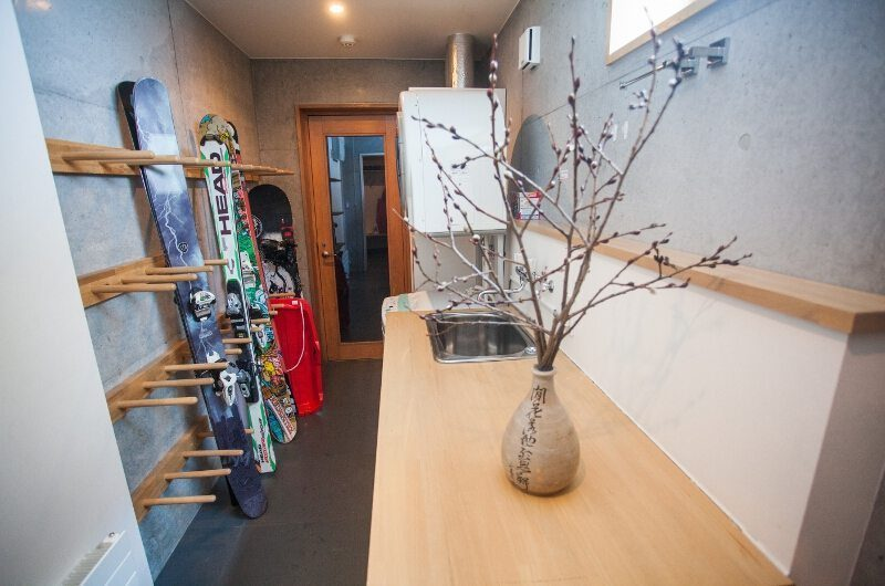 Ezo Yume Ski Room | Lower Hirafu Village, Niseko | Ministry of Chalets