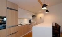 Forest Estate Kitchen | Middle Hirafu Village, Niseko | Ministry of Chalets