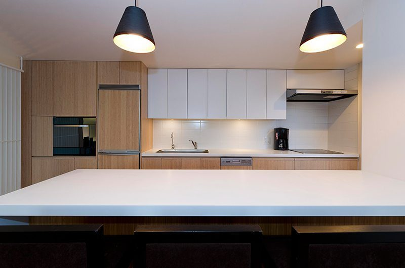Forest Estate Fully Equipped Kitchen | Middle Hirafu Village, Niseko | Ministry of Chalets