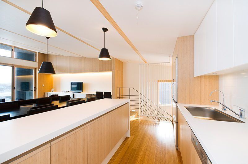 Forest Estate Kitchen And Breakfast Bar | Middle Hirafu Village, Niseko | Ministry of Chalets