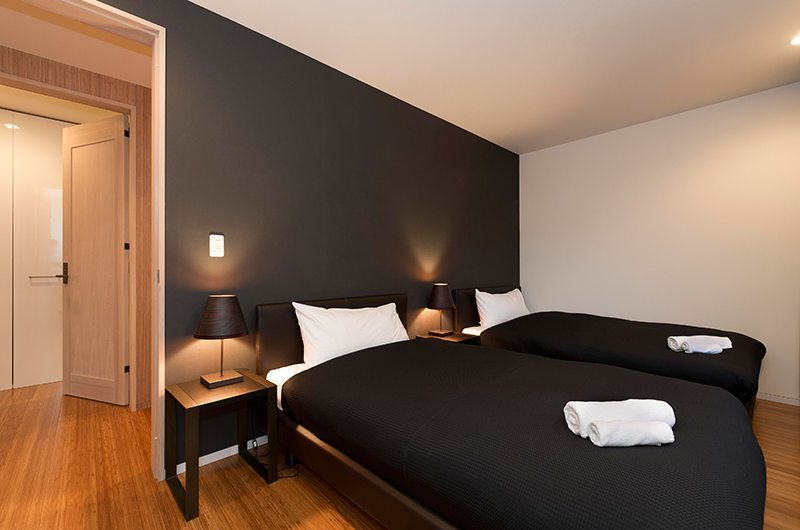 Forest Estate Bedroom Two | Middle Hirafu Village, Niseko | Ministry of Chalets