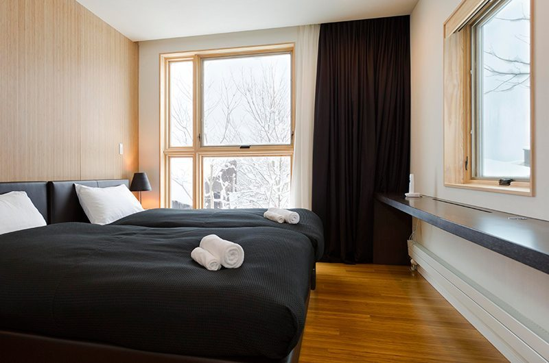 Forest Estate Twin Room | Middle Hirafu Village, Niseko | Ministry of Chalets