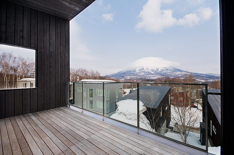Forest Estate Balcony | Middle Hirafu Village, Niseko | Ministry of Chalets