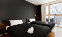 Forest Estate Twin Bedroom | Middle Hirafu Village, Niseko | Ministry of Chalets