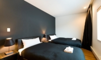 Forest Estate Twin Beds | Middle Hirafu Village, Niseko | Ministry of Chalets