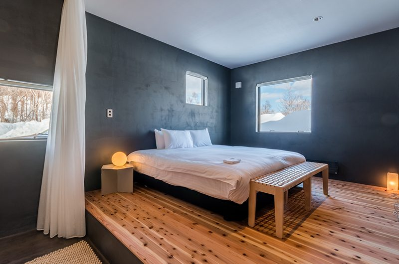 Foxwood Bedroom with Views | Hirafu, Niseko | Ministry of Chalets