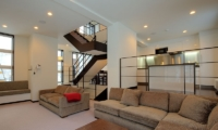 Fubuki Living Area | Hirafu, Niseko | Ministry of Chalets