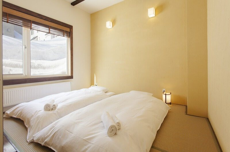 Ginsetsu Bedroom | Middle Hirafu Village, Niseko | Ministry of Chalets