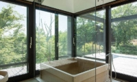 Glass House Bathroom | Lower Hirafu Village,  Niseko | Ministry of Chalets