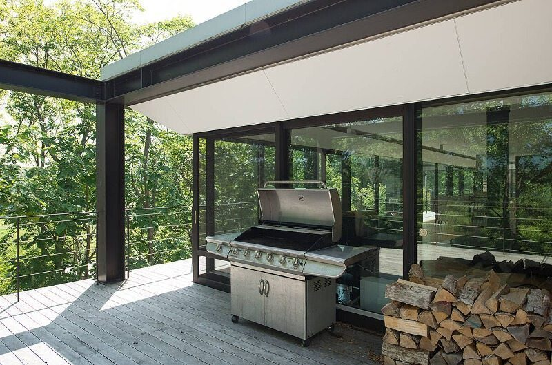 Glass House Barbecue | Lower Hirafu Village,  Niseko | Ministry of Chalets