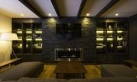 Greystone Living Room | Hirafu, Niseko | Ministry of Chalets
