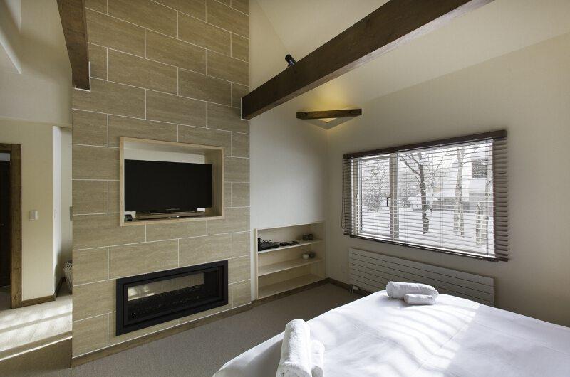 Greystone Bedroom One | Hirafu, Niseko | Ministry of Chalets