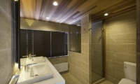 Greystone Bathroom One | Hirafu, Niseko | Ministry of Chalets