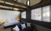 Greystone Bedroom Seating | Hirafu, Niseko | Ministry of Chalets