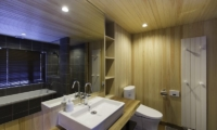 Greystone Bathroom Interiors | Hirafu, Niseko | Ministry of Chalets